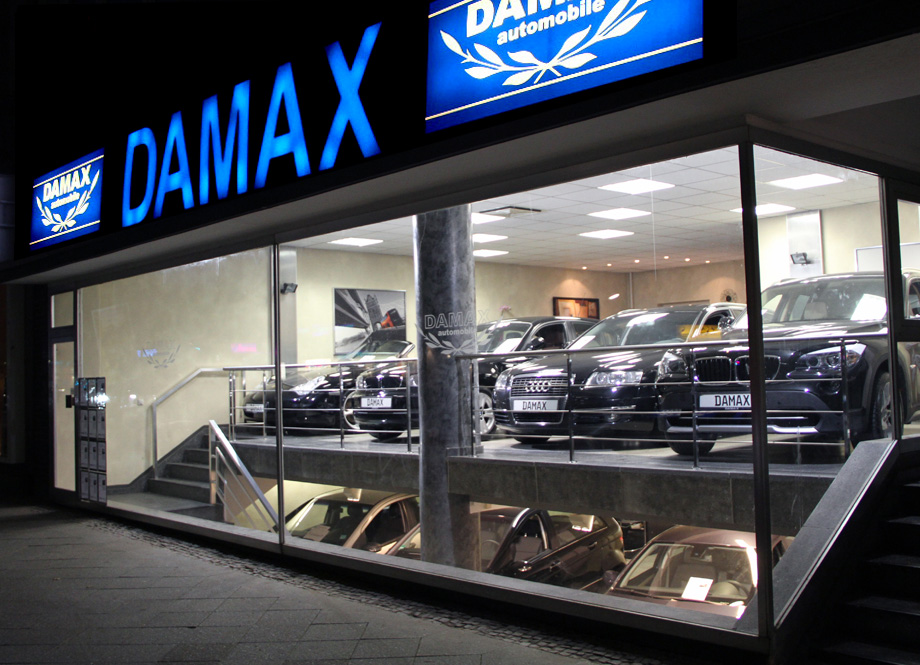 damax-automobile-front
